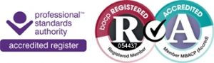 Livewell Counselling - accreditations
